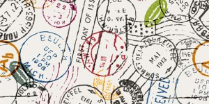 Passport and Visa Stamps