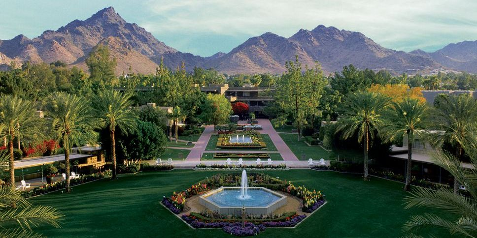 Gardens Arizona Biltmore