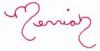 Merriah's Signature
