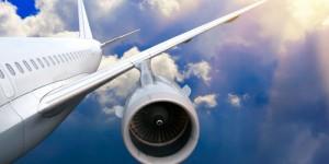Blue Sky Plane