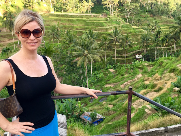 Tegalalang Rice Terrace - Bali