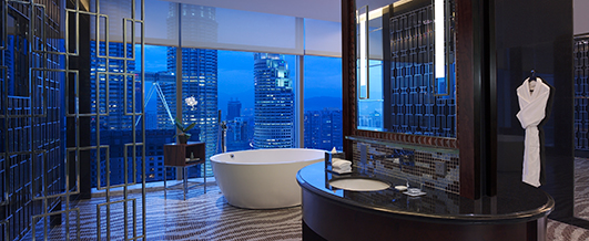 Hyatt Kuala Lumpur Bathroom